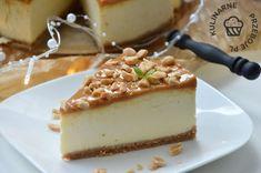 Sernik krówka z orzeszkami - pyszny sernik na święta i nie tylko! Cheesecake, Cheese Cakes, Cheesecakes, Cherry Cheesecake Shooters