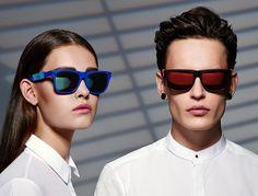 [3d & Material] BAWSOME _ 3D printed Custome eyeware & 소재 후보군