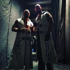 Is this the end of #TheClub?!And what's next for #KarlAnderson and #LukeGallows? #RAW
