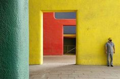Entrance portal to Le Corbusier's Master Plan for Chandigarh, India, 1966 by Shaun Fynn | issyparis