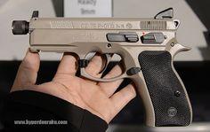 CZ 75 P-01 Ω Urban Grey Suppressor-Ready Find our speedloader now! http://www.amazon.com/shops/raeind