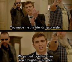 21 jump street, yet another excellent Dave Franco quote.