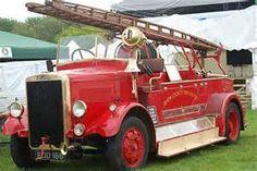Leyland Pressure Pump, Fire Equipment, Fire Apparatus, Fire Engine, Fire Trucks, Volvo, Antique Cars, Transportation, Engineering