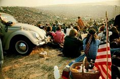 Woodstock 1969 (Life) | ~ Psychedelic