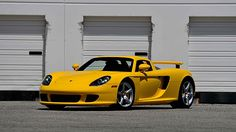 2005 Porsche Carrera GT 252 Miles Since New presented at Mecum Auctions, Monterey, CA 2015 - sold for  $1M