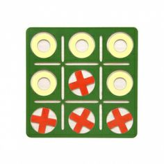 Noughts and crosses board game, develops logical thinking and strategic skills. Made by Neo-Spiro.