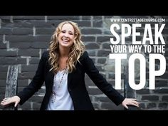 Chantelle Adams - Learn To Speak Your Way To The Top!
