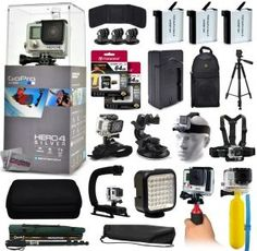 5.Top 5 Best GoPro Hero4 and Accessory Kits Reviews