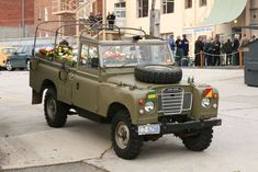 Land Rover 88, Land Rover Series 3, Land Rover Defender, Great British, Range Rover, Military Vehicles, Barber, 4x4, Automobile
