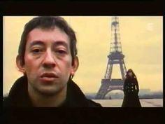 ▶ Serge Gainsbourg & Jane Birkin - Je t'aime... moi non plus/Original videoclip (Fontana 1969) - YouTube, esta canción esta en varias películas, lo anecdótico es que fue prohibida en su tiempo