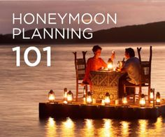 All things honeymoon