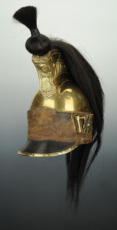 CASQUE DE DRAGONS TROUPE, PREMIER EMPIRE.