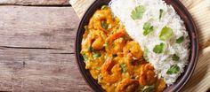 Overheerlijke Pittig- Romige Garnalen Curry Uit De Wok recept   Smulweb.nl