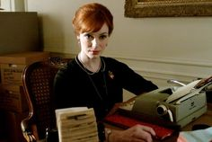 While she provides a good dose of eye candy for the men at the Sterling Cooper advertising agency, red-hot Joan Holloway keeps them in check as a top-notch office manager. She also has a hand in managing the women in the secretarial and steno pool. After an affair with her boss and a temporary stint as a housewife, Joan returns to her post when the company's former executives leave to start their own firm. She's not the only female to find success in the world of 'Mad Men' ...