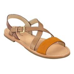 Minetta Flat Sandal - Women's Shoes: