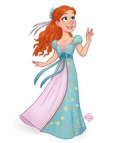 Another Disney lady is done! Here is Giselle from. Disney Animation, Disney Pixar, Disney And Dreamworks, Disney Movies, Disney Characters, Disney Princesses, Disney Kunst, Arte Disney, Disney Magic
