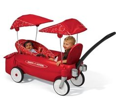 Radio Flyer Introduces First-Ever Wagon for Babies : Growing Your Baby, this is the one for Taylen