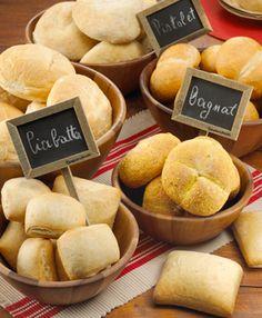 Een heerlijk ontbijt , ovenvers brood of een belegen broodje op gastronomische wijze vind je bij Croissy.