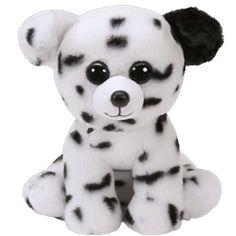 a117c4439da Ty Marcel white and black dog Beanie Baby.