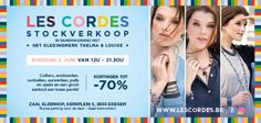 Stockverkoop Les Cordes (fantasiejuwelen) -- Edegem  -- 05/06