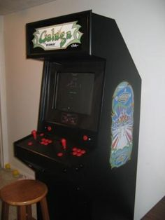 Doc's MAME Cabinet - How to build a cabinet