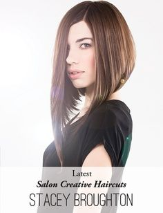 56 Modern Long and Haircuts (August long bob cut hairstyle - Bob Hairstyles Long Bob Haircuts, Long Bob Hairstyles, Pretty Hairstyles, Very Long Bob Haircut, Long Aline Haircut, Modern Haircuts, A Line Haircut, Haircut And Color, Haircut Bob