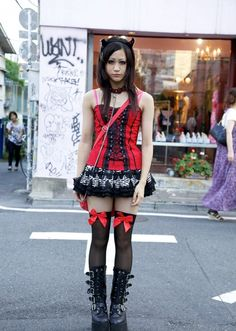 that's what I call a street outfit..you won't see that in boring UK -------- #japan #japanese #harajuku
