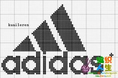 логотип схемы. Обсуждение на LiveInternet - Российский Сервис Онлайн-Дневников Graph Paper Drawings, Graph Paper Art, Knitting Charts, Knitting Patterns, Crochet Patterns, Cross Stitch Designs, Cross Stitch Patterns, Fair Isle Chart, Baby Booties Knitting Pattern