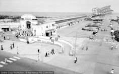 Photo of Skegness, The Pier from Francis Frith Isle Of Bute, British Holidays, Driveway Gate, Short Break, Great British, Seaside, Britain, Catering, 1960s