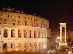 Teatro di Marcello, Roma, Italia