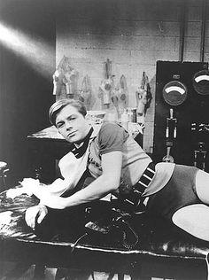 Burt Ward dressed as Robin Real Batman, Batman Tv Show, Batman And Batgirl, Batman Tv Series, Batman 1966, Superman Art, Batman Robin, James Gordon, Burt Ward