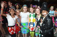 3M Duct Tape Costume Ball - Destination Imagination | Photos