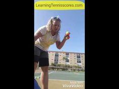 YouTube Tennis Instructor Author Rita Ferdinando