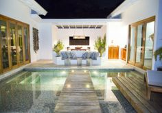 """""""A Gem in the Jungle"""" - what a lovely way to describe Ka'ana's Private Pool Villas! #luxury #xoBelize"""