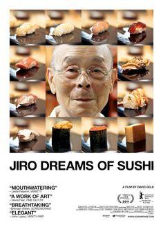 jiro dreams of sushi, director david gelb