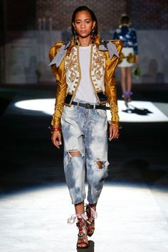 Dsquared2 Spring/Summer 2017 Ready to Wear Collection | British Vogue