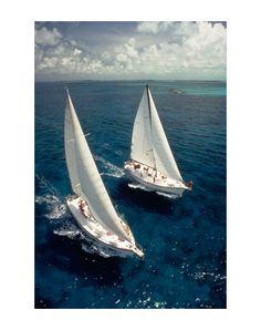 sail anywhere