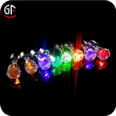 Led Christmas Earrings, View Led Christmas Earrings, GF Product Details from Shenzhen Great-Favonian Electronics Co., Ltd. on Chinaszshh.biz