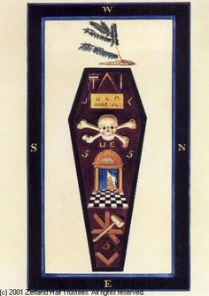 3rd Degree Tracing Board Master Mason | Anonymous ART of Revolution