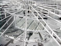 Gallery of Zenith Strasbourg / Massimiliano Fuksas - 36 Urban Agriculture, Arch Model, Fair Grounds, France, Architecture, Gallery, Building, Photography, Travel