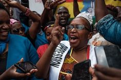 I Refuse to Be Repentant: The Woman Challenging Ugandas Ruler Politics and Government Social Media Demonstrations Protests and Riots Homosexuality and Bisexuality Dating and Relationships How To Do Love, Good News Quotes, Kids News, Four Sisters, Gender Studies, Quotes About New Year, Three Kids, One In A Million, Ny Times