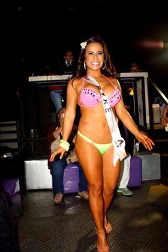 Denise Garcia la Primera Miss Bum Bum Mexicana.   Revista Quiubo