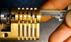 Anahtar dediğimiz icat güvenlik sistemine ihtiyaç duyularak üretilmiş olan ilk güvenlik aracıdır