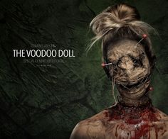 Time for a little black magic! The voodoo doll has arrived so stitch up your mouth and eyes and get those needles into the skin.JOIN US ON INSTAGRAM: ellimacsSFXwww.ellimacs.com