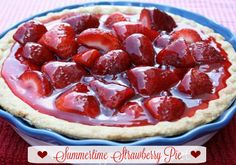The Top 12 Strawberry Recipes for Summer!
