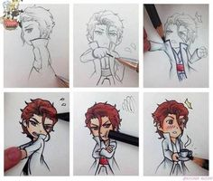 Aizen from Bleach