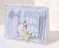 Mitt Lille Papirverksted: Mrs & Mrs