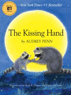 NetGalley Catalog: The Kissing Hand by Audrey Penn. Publisher: Tanglewood. This delightful book tells the story of Chester Raccoon and the comfort he gets from his mom's secret Kissing Hand. After reading this to Jr, (who is autistic), he would not leave without his handful of kisses. <3