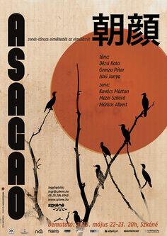 Asagao design: Anna Korolovszky