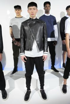 Public School Men's RTW Spring 2014 [Photo by Rodin Banica]